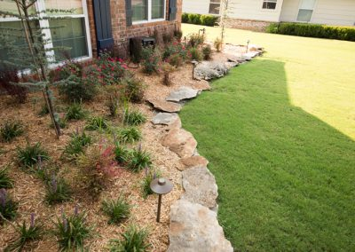 Landscaping Project A